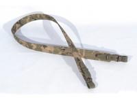 Ремінь для рушниці Zoo-hunt прямий камуфляж 5023