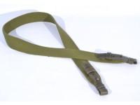 Ремінь для рушниці Zoo-hunt брезентовий 110 см 5046