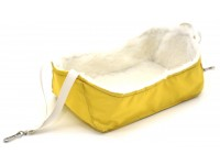 Гамак Zoo-hunt для шиншили 240х150х90 жовтий