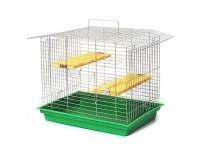 Клітка для гризунів Шиншила-60 цинк