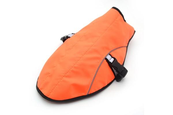Накидка попона для собак Zoo-hunt мала помаранчева 1025