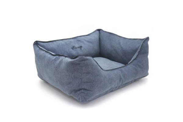 Лежак для собак Zoo-hunt Міраж сірий