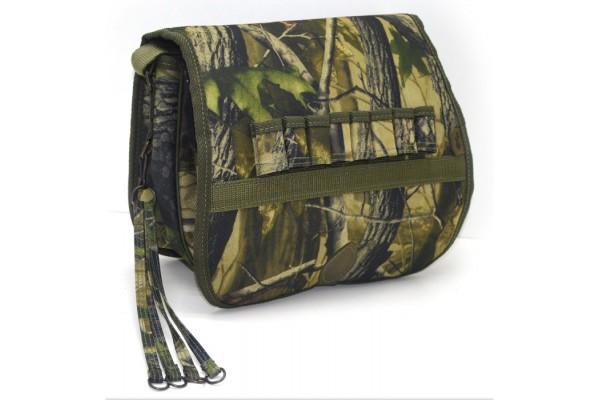 Ягдташ сумка для полювання Zoo-hunt камуфляж 5 8001