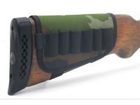 Чохол на приклад на 6 патронів Zoo-hunt камуфляж на поролоні колір 1 5086