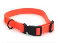 Нашийник для собак Zoo-hunt 2,5 см біотановий помаранчевий 1027